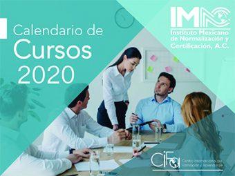 Calendario de Cursos CIFA 2020-1_